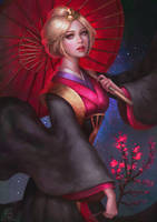 Shiori by serafleur