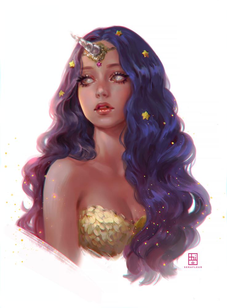 Unicorn Mermaid