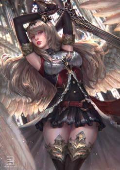 Olivia [Commission]
