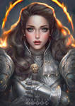 Dark Souls [Commission] by serafleur