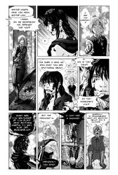 D.Gray-Spoof: Bloody Kanda by comichelle