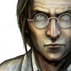Professor Hojo Icon by comichelle