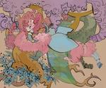 Ascension AU -  Pinkie Pie