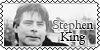 Stephen King stamp by CleoMelee