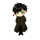 Sherlock pixel by ShadowTHM