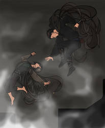 MISTBORN - Final Duel by Polingly