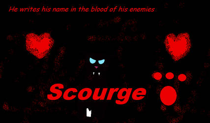 Scourge's Element 'Contest' by RavenfeatherForever