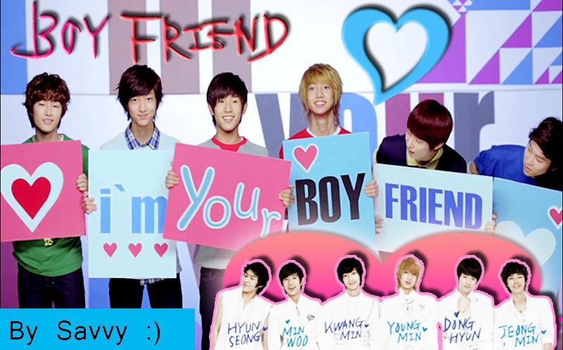 kpop wallpaper for desktop hd wallpapers boyfriend kpop