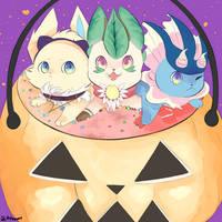 happy halloween! by KitKat-s