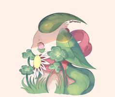 clovers by KitKat-s