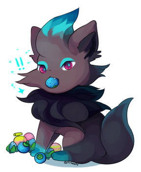 berry thief