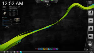 March 2011 Desktop by x-ReMuSik-x