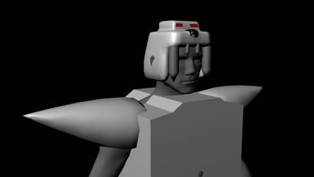 Tigre Branco by spacegridwyvrom