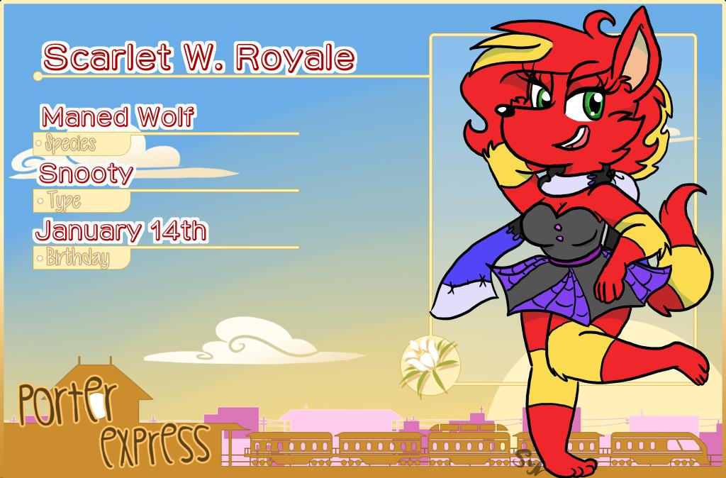 Scarlet's Villager ID-For PE! by ScarletNekolita