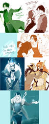 AoA Loki doodle by mokonosuke