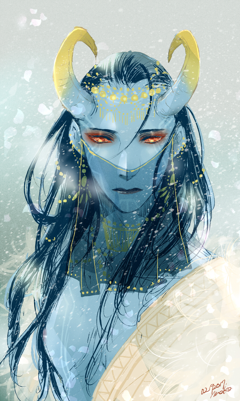 Jotun Loki by mokonosuke