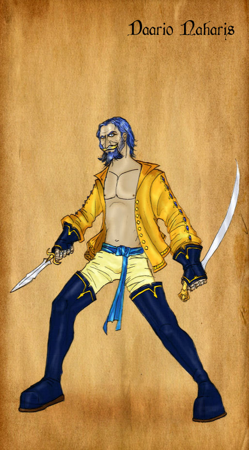 Daario Naharis by serclegane on DeviantArt Daario Naharis Arakh