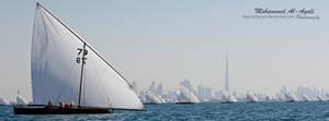 Dubai past and Future