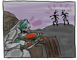 What the Fott - new comics by yllogic