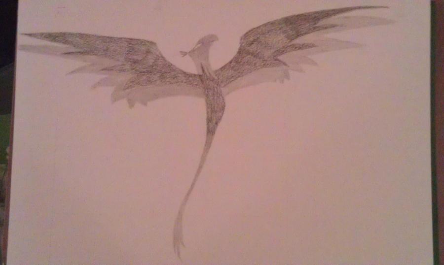 Work in Progress MLP Phoenix by xjuggernaughtx