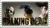 The Walking Dead Series Stamp