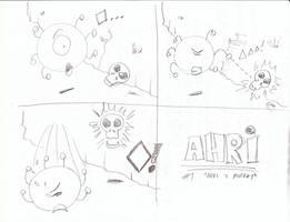 Ahri vs Murray