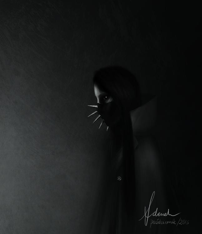 Silence. by adenah