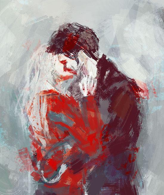 So kiss me by adenah