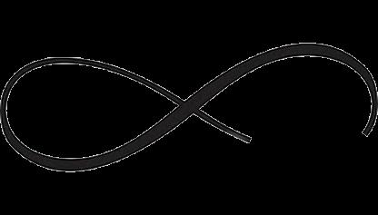 Infinito PNG (recurso para tutorial) by danii0610
