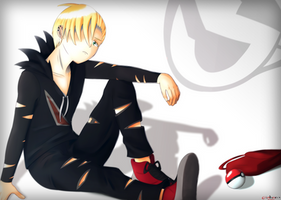The Skull Member Gladion by DiKnow