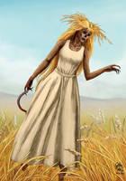 Lady Midday by GothaWolf