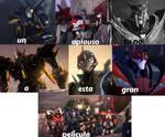 Felcidades Transformers prime