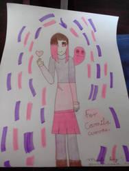 Betty.  For Camila Cuevas by princessacaramelo