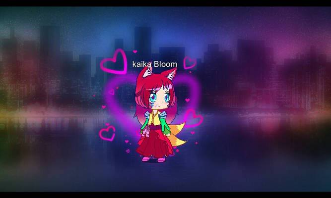 Kaika Bloom gacha club