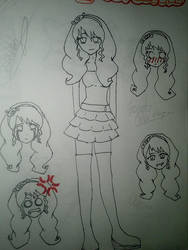Character Sheet: Lacarabelle
