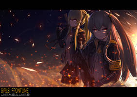 Badass Don't Look at Explosions by RiadiTY