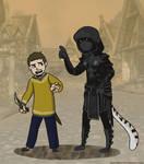 Parenting in Skyrim