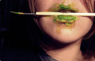 Paint me green II by alexandra251294