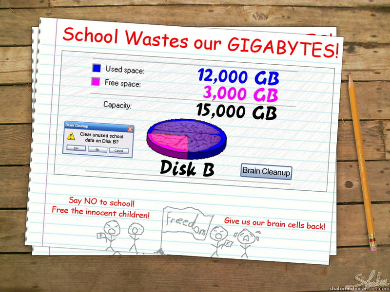 School Sucks