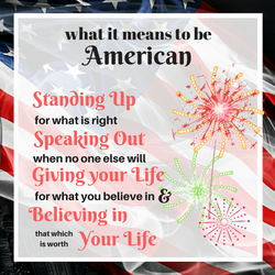 What it Means to be American
