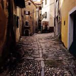 Street Vrbnik 2