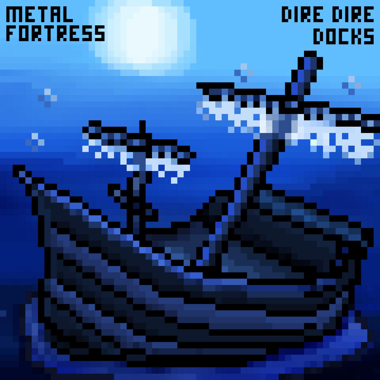 Album Art - Dire Dire Docks (From Super Mario 64)