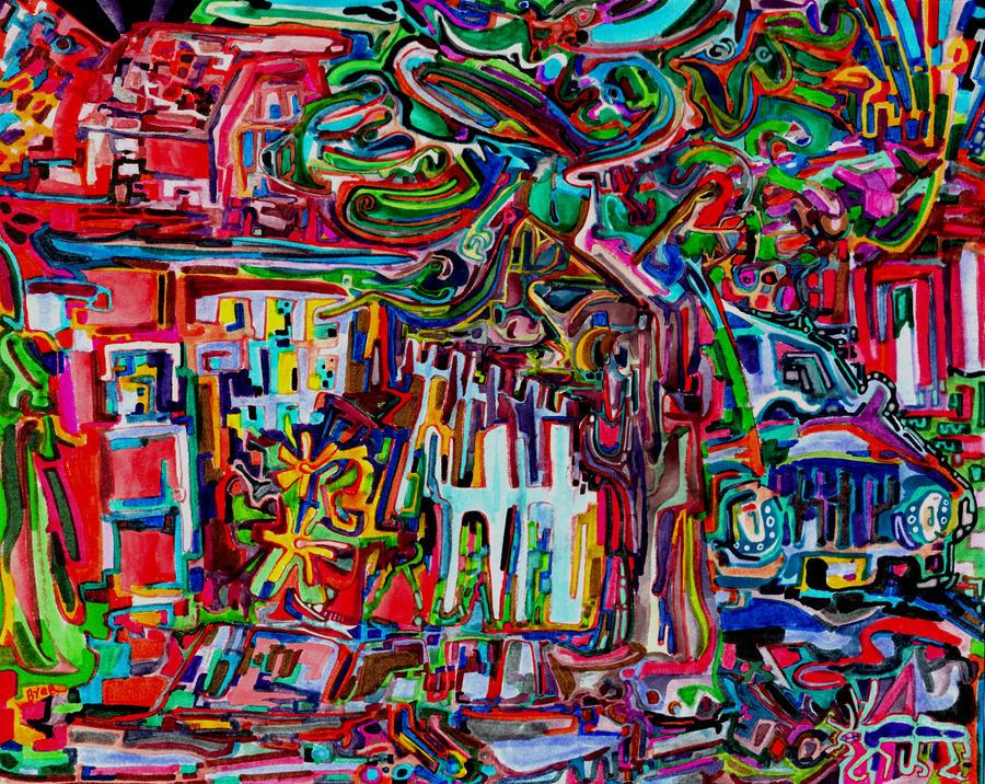 Happy Home by JoshByer