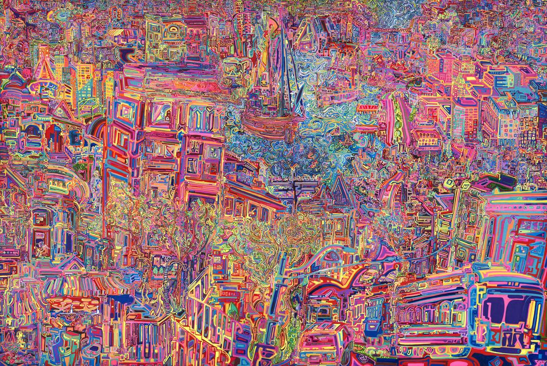 CITY by JoshByer