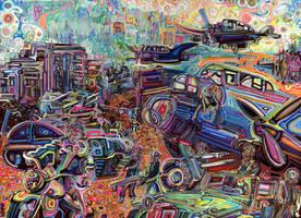 The Liberation of Ortona by JoshByer