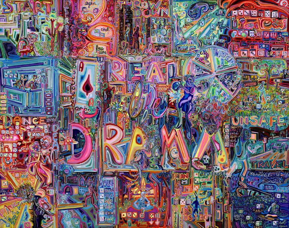 REAL life DRAMA by JoshByer
