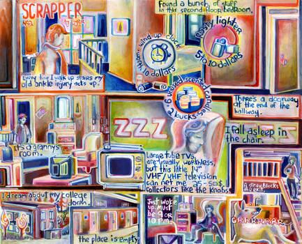 Scrapper No 2 by JoshByer