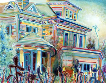 Gabriola House No. 1