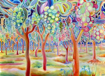 Vineyard by JoshByer