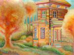 Summer Cabin by JoshByer
